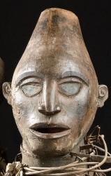 Kongo Figure Detail